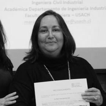 Dr. María Teresa Santander